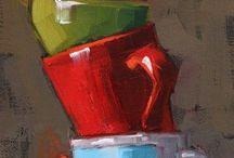 Still life art / Painting