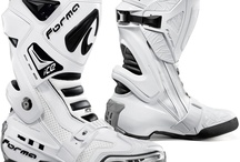 Forma Performing Motorcycle Boots /   Forma is also one of only a handful of manufacturers committed to producing motorcycle boots that are CE-certified, exceeding the safety standard for motorcycle boots.  A massive Mens and Womens Forma range is now available in Australia, including specific models for racing, touring, mx, trials, supermotard, quad, speedway and general riding use.