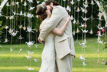 Ślub i wesele motyw ptaki