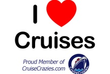I Love Cruising / Love to cruise?  Let everyone know by pinning one of the below badges! / by CruiseCrazies.com