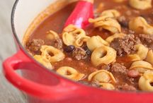 Soup, Stew / by Christense Jiang