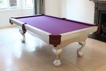 Bespoke Pool & Snooker Tables / We like to think that from our six ranges of customisable Pool and Snooker Tables there is something to meet most peoples requirements, however if this is not the case we would be happy to assist you with commissioning a Bespoke Pool or Snooker Table. Please get in contact with us, with the information found on either: www.Luxury-Pool-Tables.co.uk or www.Luxury-Games-Tables.co.uk