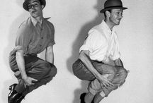 Acting & Dancing (M) / Fred Astaire, Gene Kelly, Donald O'Connor / by João Roque