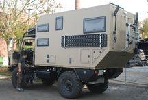 Campingcar fait main