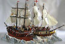 Lego Pirats