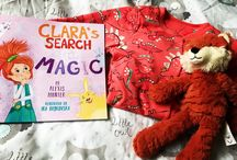 Claras search for Magic
