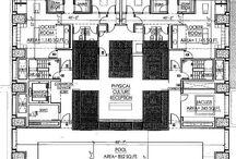 Equipment floor plan