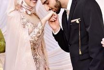 Halal Love. Weddings. ♥
