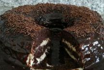yaş pasta ve sütlü tatlilar