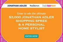 Space Lift for the Home / Win a $3,000 shopping spree at Jonathan Adler: What we'd buy with the prize! / by People StyleWatch