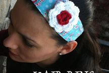 Things To Make - Hair Accessories