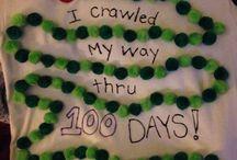 proiect 100 zile de scoala