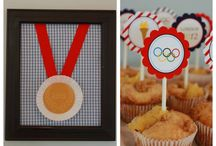 2014 Sochi Olympics Soiree / Our favorite finds for Olympic party inspiration!