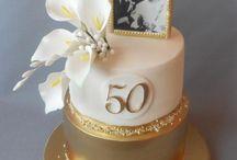 torty výročie sobáša