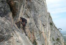 Luxusní via ferrata / Lezení po skalách tak, jak ho chcete zažít taky. Skvělé fotky z našich akcí na via ferrata.