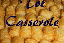 Casseroles / by Laura Saye