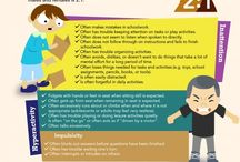 My child has ADHD. Now what? / Attention deficit hyperactivity disorder (ADHD) is one of the most common childhood disorders and can continue through adolescence and adulthood. Symptoms include difficulty staying focused and paying attention, difficulty controlling behavior, and hyperactivity.