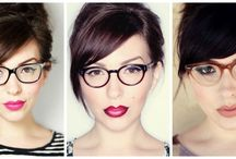 Maquillaje con gafas / Trucos de belleza para lucir tus gafas