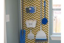 laundry room ideas / by Amber Maddux