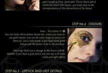 Make-up looks I love / Make-up inspiration for when in costume. / by Jamie Schoonover