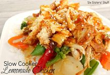 Recipes: Slow Cooker Recipes / by Erin O'Loughlin