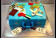 Torta utazóknak