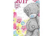Me to You Bear Calendar