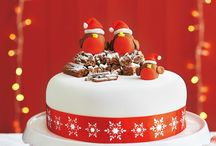 Xmas cake decorating ideas