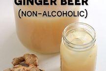 Ginger beer home made
