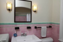 interiors-bathrooms / by Steven Hong