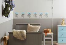 Pokój dla chłopca / Rożne inspiracje na urządzenie pokoju dla chłopca