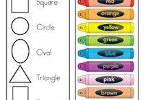 Χρώματα / Colours