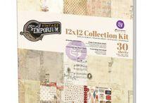 Paper Scrapbook / Conoce las nuevas colecciones de papeles scrapbook, especiales para confeccionar tus albumes scrap, agendas, tarjetas o souvernirs. Libres de ácido y lignina.