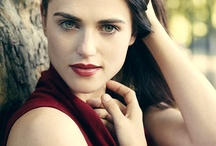 Katie McGrath ^^ / WATCH SLASHER ! Katie McGrath is an Irish actress.In television,she is best known for portraying Morgana on the BBC One series Merlin (2008–2012),Lucy Westenra->Dracula (2013–2014),Sarah Bennett in the first season of the Canadian horror anthology series Slasher (2016) and for her current role as Lena Luthor-> Supergirl (2016–present).Her film roles include Lady Thelma Furness,Zara Young in the science fiction adventure film Jurassic World(2015) and Elsa ->King Arthur:Legend of the Sword(2017).