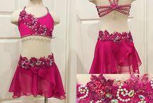 Dance attire