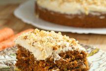 ✦Vegan Carrot Cake Recipe✦ / Vegan carrot cake recipes help you make healthy sweat treats for your family & friends.