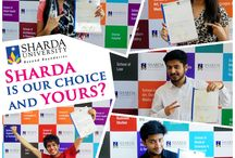 Admission 2015 / Welcome to the Sharda University family.