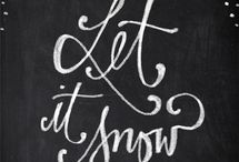 Let It Snow / Holiday Magic is Upon us <3