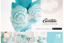 Lumanari de Botez handmade | Shop by design / by Eventure Central Store | Toni Malloni, Event Designer & Corina Matei, Graphic Designer www.c-store.ro | www.eventure.com.ro | www.eventina.ro