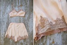 Classic Lingerie /  layers that are ladylike and sumptuous and therefore utterly sexy