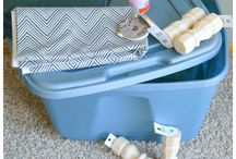 TOY box&storage