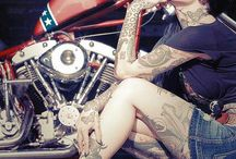 Share Your Biker Babe Pics Here! / Don't be so stingy! :) Share your biker babe pictures here!