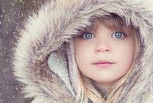 Dzieci zima