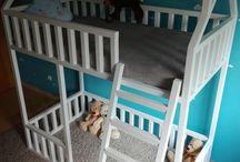 Łóżko pokój dzieci