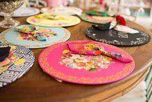Amor de Mesa! Afago Home <3 / Sousplasts para deixar sua mesa muito mais especial!