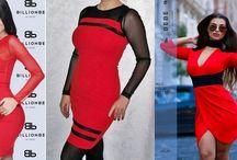 alkalmi ruhák piros