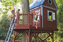 My dream treehouse / It is about my new treehouse for my new HOUSE