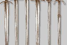 Type xviii and xv swords