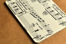 Music ♡ Paper ♡ Crafts