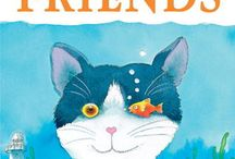 Social Intelligence / Picture books & chapter books that explore SOCIAL INTELLIGENCE & FRIENDSHIP.
